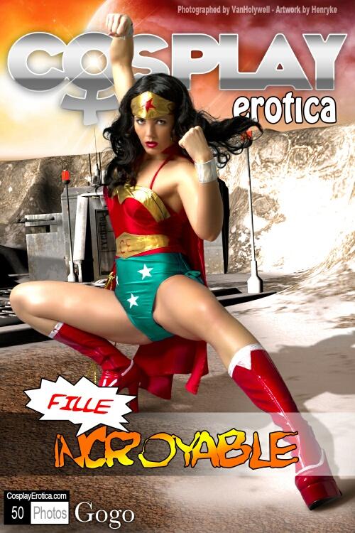 Wonder Woman Erotica 36
