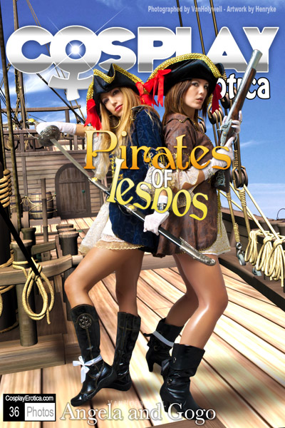 CosplayErotica - Pirates Of Lesbos
