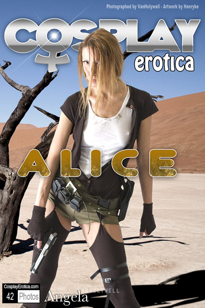 CosplayErotica Resident Evil Girls