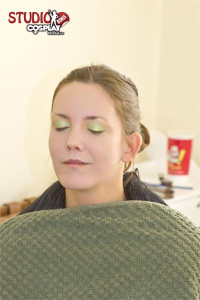 CosplayErotica . Make-Up Gogo