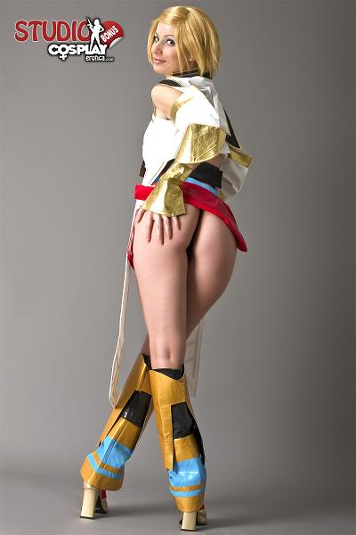 Marylin As Princess Ashelia from Final Fantasy for CosplayErotica
