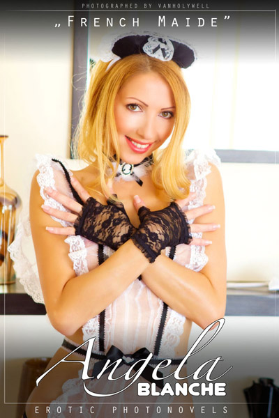 Angela Blanche - French Maid