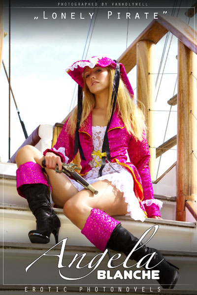 Angela Blanche - Lonely Pirate