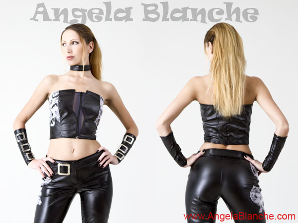 Angela Blanche - Devil May Cry