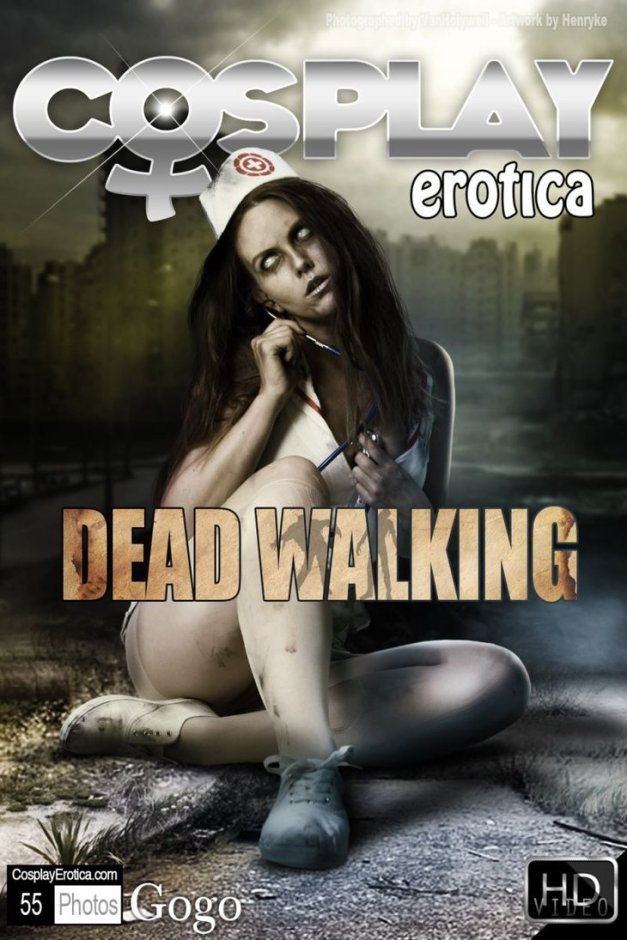 Walking Dead by CosplayErotica - model Gogo
