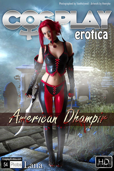 Bloodrayne by Cosplay Erotica