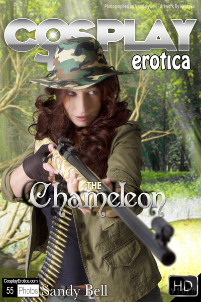 SandyBell The Hunter by CosplayErotica