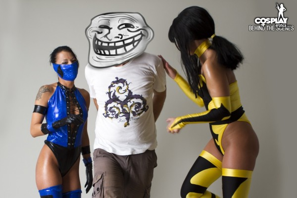 Two Models and the Mask