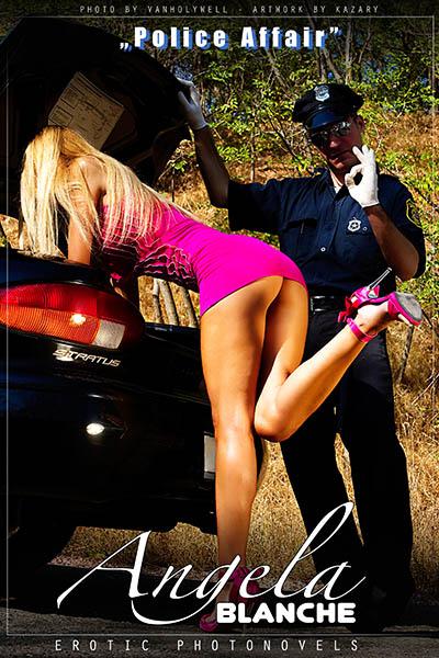 Angela Blanche - Police Affair