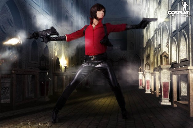 Corina as Ada Wong from Resident Evil by CosplayErotica