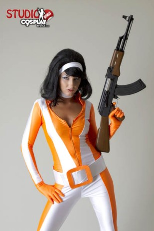 Betsie_as_Kate_Archer_by_CosplayErotica_12