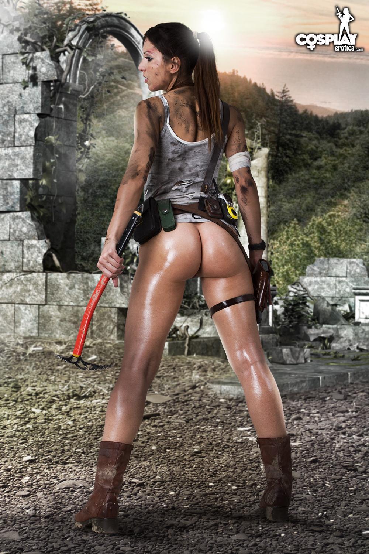 New Lara Croft Cosplay  Zack Vanholywell - Cosplay -3227
