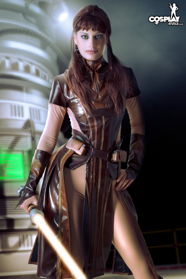 Marylin as Bastila