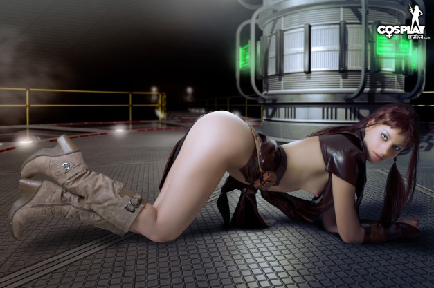 Sexy Jedi Knight