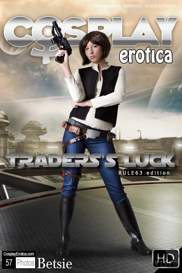 Smuggler with Betsie by CosplayErotica