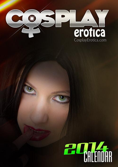 Cospla Erotica Calendar 2014