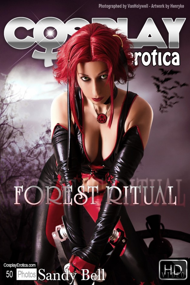 BloodRayne with Sandy Bell by CosplayErotica