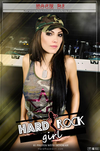 Rock DJ by Hard Rock Girl with Devorah