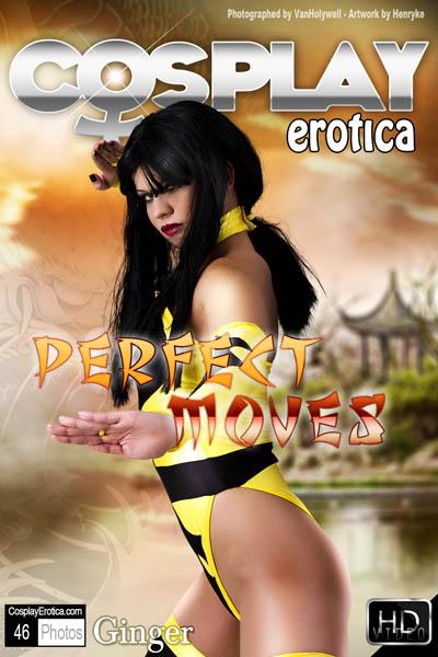 Mortal Kombat Tanya CosplayErotica.com