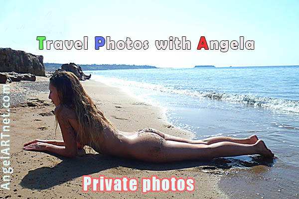 Travel Photos with Angela