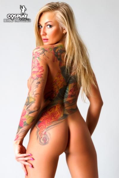Kayla looks back