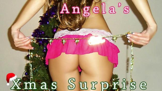 Angela's Xmas Present