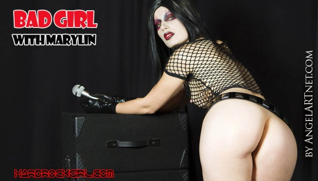 Bad Girl by HardRockGirl.com