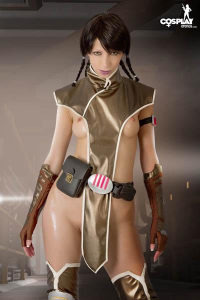 cosplay erotica star wars jedi