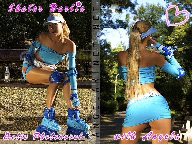 Skater Barbie - Erotic Roleplay Photonovel